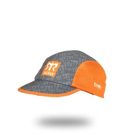 Ragnar Endurance Hat - Grey/Orange