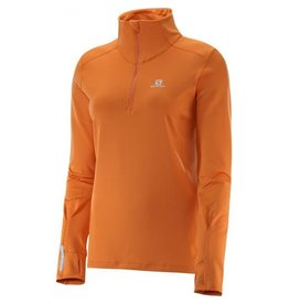 Salomon Women's Trail Agile HZ 1/2 Zip
