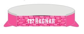 Pink Ragnar Visor
