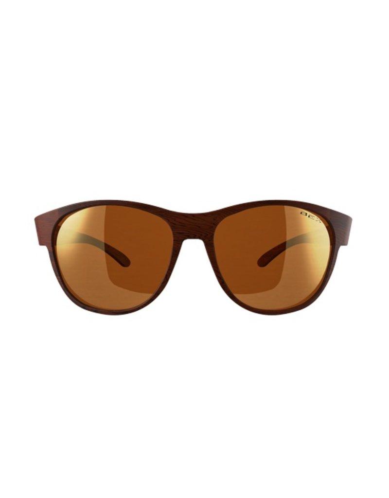 BEX RYANN Sunglasses - Brown/Amber