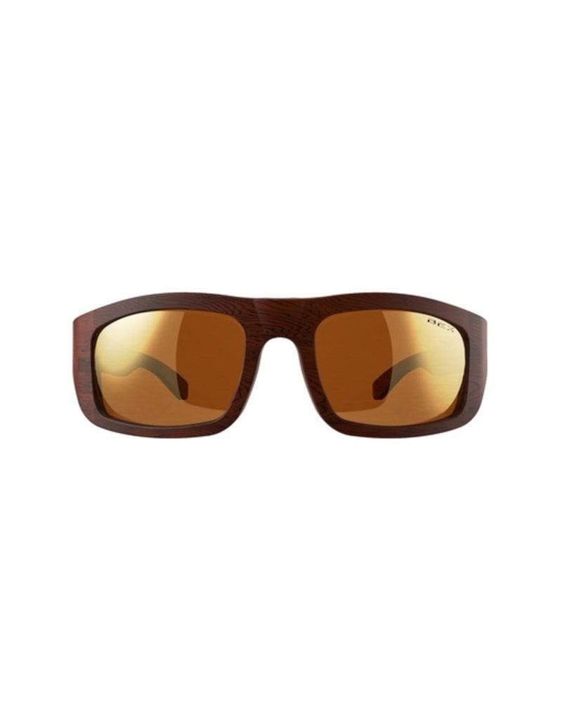 BEX GHAVERT Sunglasses - Brown/Amber