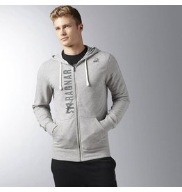Reebok Men's Elements FT Full Zip Hoodie