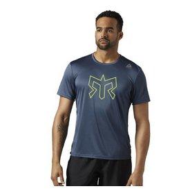 Reebok Men's Running Essentials Short Sleeve Tee