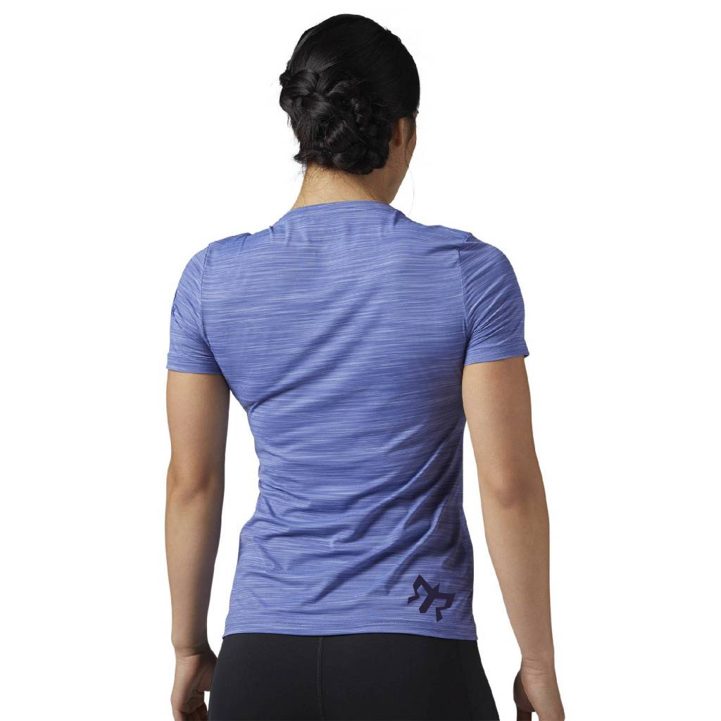 Reebok Women's ONE Series Run ACTIVChill Short Sleeve