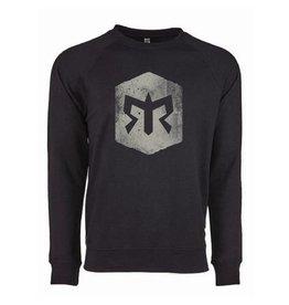 Ragnar Trail Mask Raglan Crew Sweatshirt