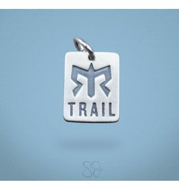 Scott James Ragnar Trail Logo Charm