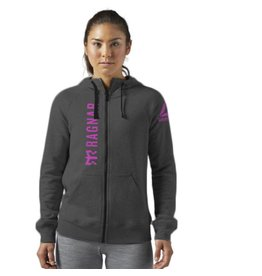 Reebok Women's Fleece Full Zip