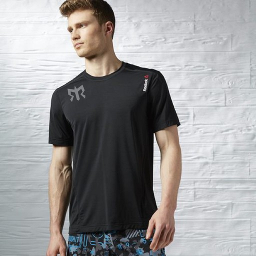 Reebok Men's ONE Series ACTIVChill Short Sleeve