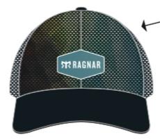 Men's Ragnar All Mesh Technical Trucker Hat