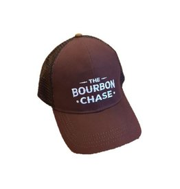 TBC Brown Technical Trucker Hat