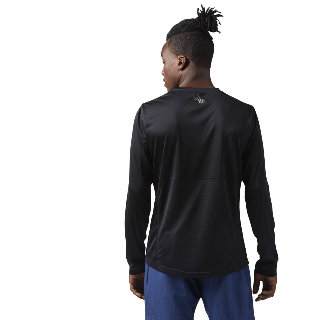 Reebok Men's Running Long Sleeve Shirt (SS18)