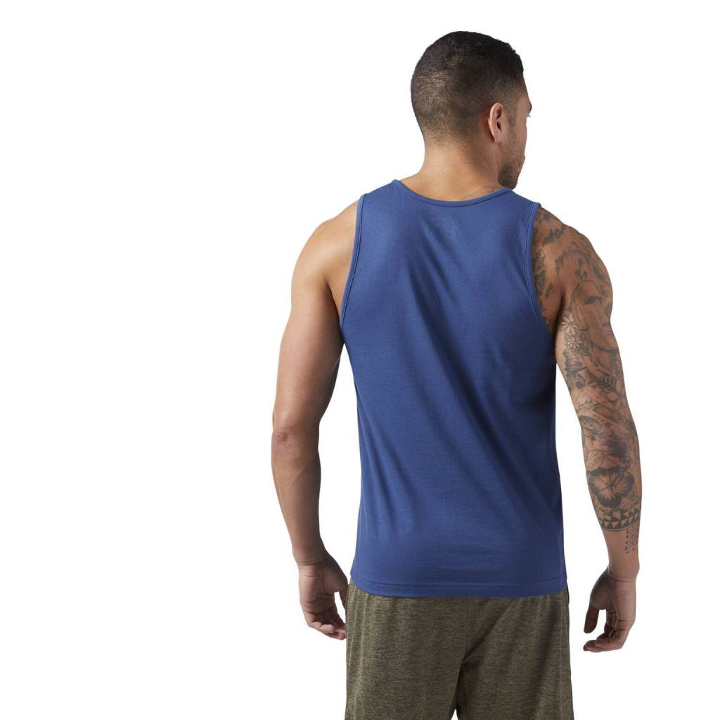 Reebok Men's Elements Classic Tank (SS18)