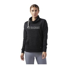 Reebok Women's Elements Marble FT Cowl Neck (SS18)