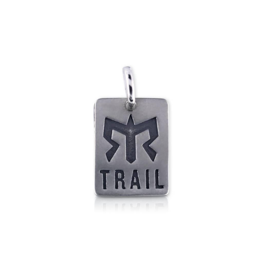 Scott James Ragnar Trail Logo Charm
