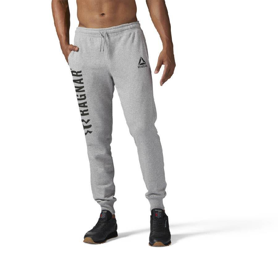 Reebok Men's Stacked Logo Jogger (SS18)