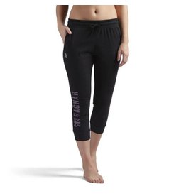 Reebok Women's Elements Jersey Capri (SS18)