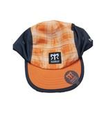 Boco Endurance Hat - Plaid (Grey/Orange)