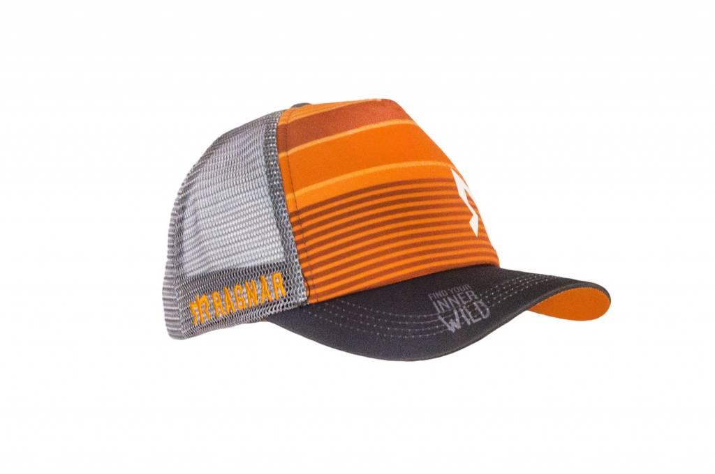 Ragnar Stripe Foam Technical Trucker Hat