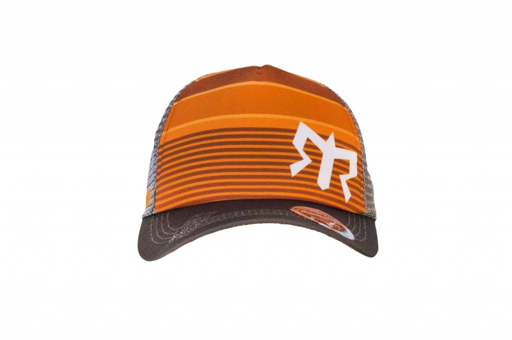 Ragnar Stripe Foam Technical Trucker Hat