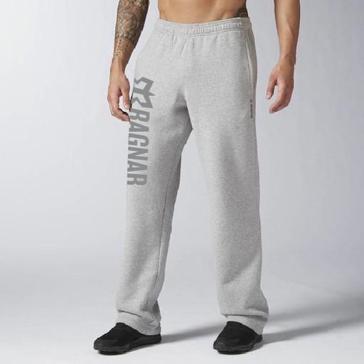 Reebok Men's Elements Open Hem Fleece Pant