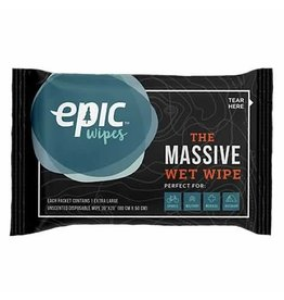 Epic Wipes Massive Body Wipe - Extra Large