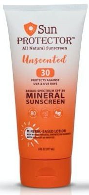 Sun Protector Sunscreen SPF 30 6oz
