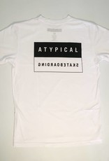 KINGSWELL ATYPICAL TEE - WHITE