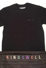 KINGSWELL RAINBOW POCKET TEE