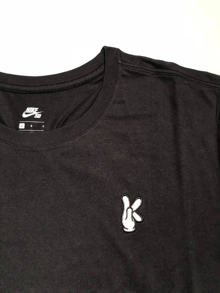 KINGSWELL KINGSWELL X NIKE HAND COLLAB TEE