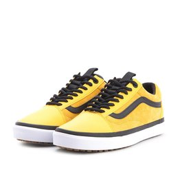 VANS X NORTH FACE OLD SKOOL - YELLOW