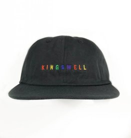 KINGSWELL KINGSWELL K-DUB RAINBOW HATS