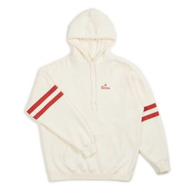 BRIXTON CASK HOOD - OFF WHITE