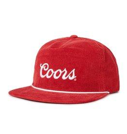 BRIXTON SIGNATURE MP HAT - RED