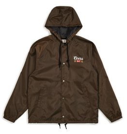 BRIXTON BRIXTON PRIMARY HD JACKET - BROWN