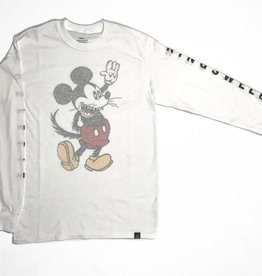 WOLVES KILL SHEEP X KINGS MICKEY L/S TEE