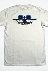 SMA SMA OG AIRPLANE TEE - WHITE