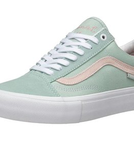 VANS VANS OLD SKOOL PRO (DAN LU) - HARBOR GRAY