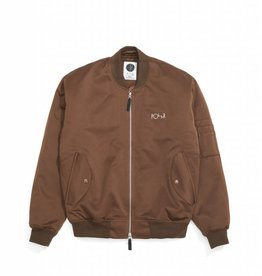 POLAR BOMBER JACKET BRONZE
