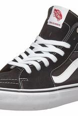 VANS SK8 HI PRO - BLACK/WHITE