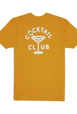 GOOD WORTH GOOD WORTH COCKTAIL CLUB TEES