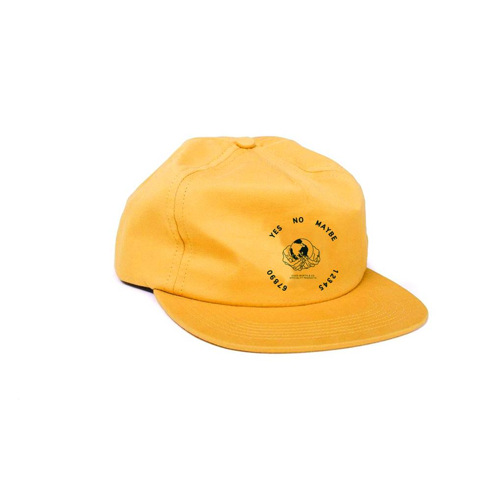 GOOD WORTH GOOD WORTH OUIJA HAT - GOLD