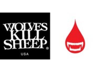 WOLVES KILL SHEEP
