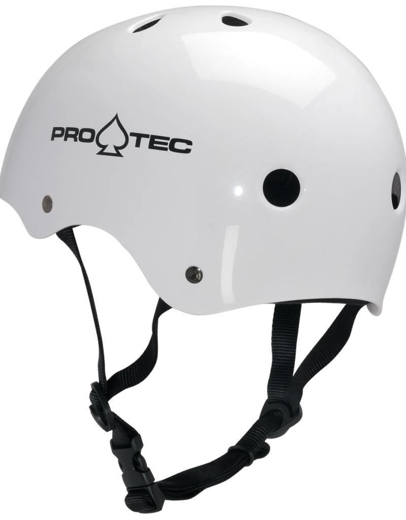 PRO-TEC CLASSIC HELMET MEDIUM - WHITE