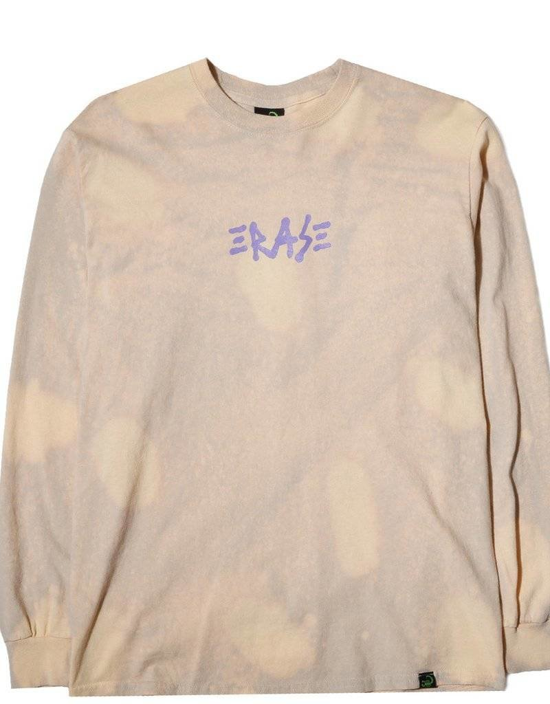 ERASE CULTURAL EXCHANGE L/S TEE - TAN