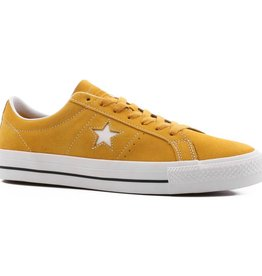 CONVERSE CONVERSE ONE STAR PRO OX MINERAL YELLOW
