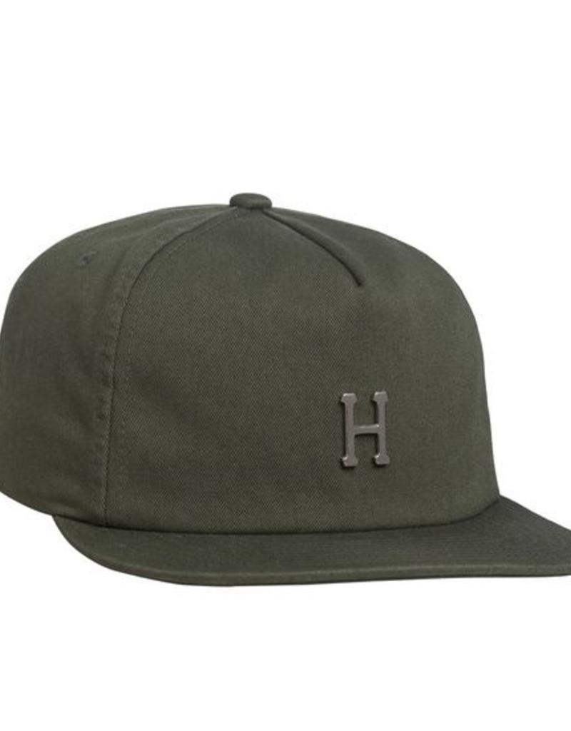 HUF WASHED METAL H HAT - ALOE