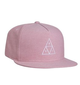 HUF TRIPLE TRIANGLE HAT - NAUTICAL RED