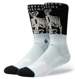 STANCE DECLINE SOCK - BLACK