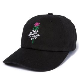 QUIET LIFE ROSE DAD HAT