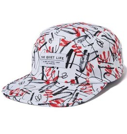 QUIET LIFE QUIET LIFE JARVIS 5 PANEL HAT